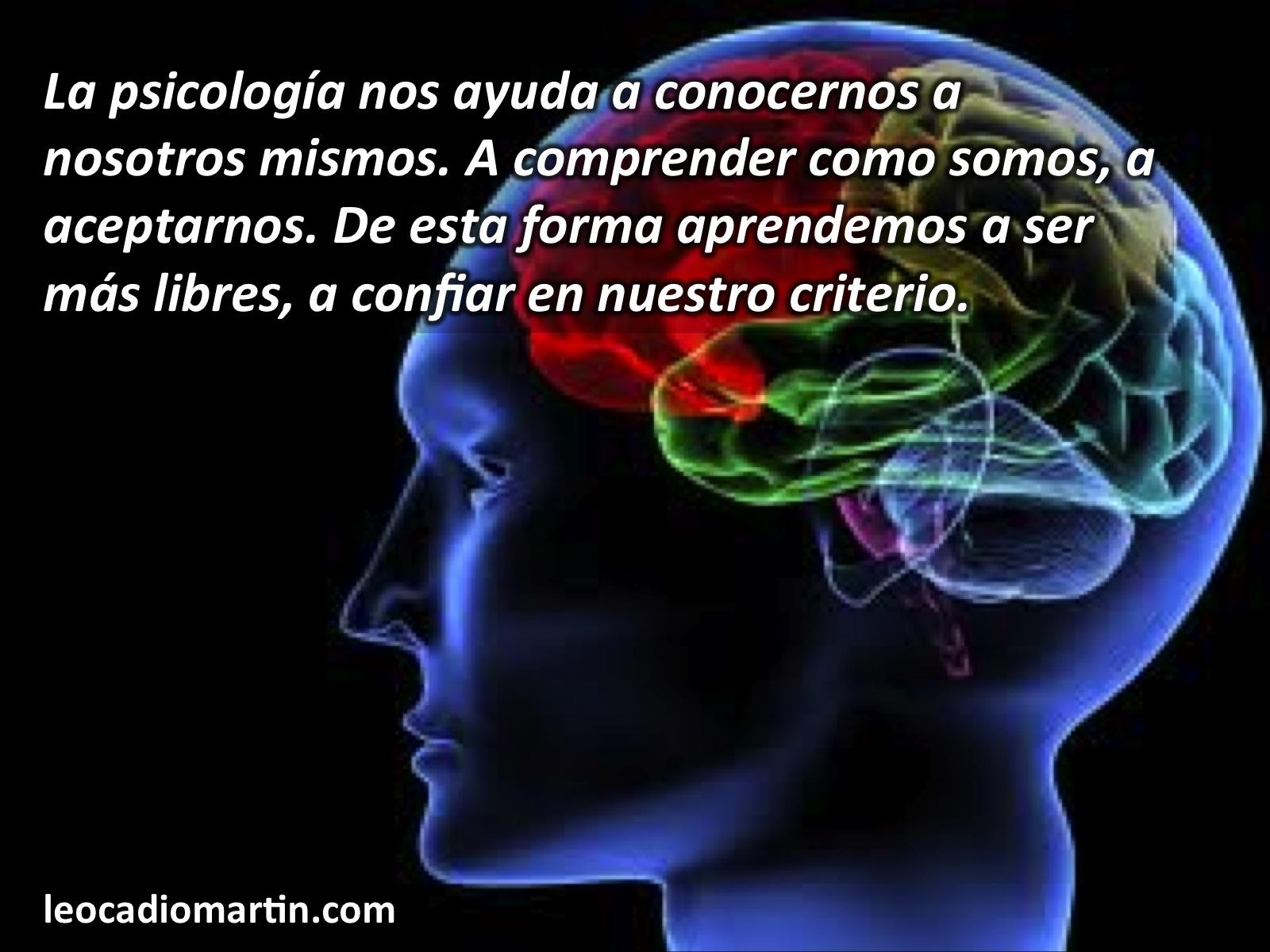 las personas psicologia: