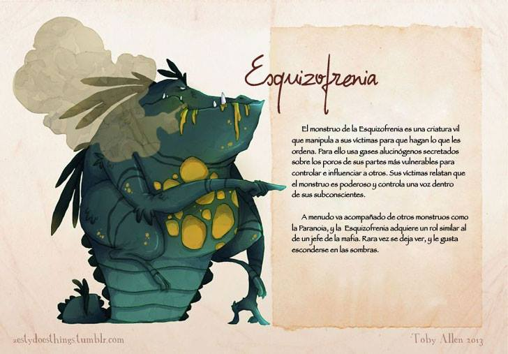 enfermedades-mentales-ilustradas-monstruos-toby-allen-14