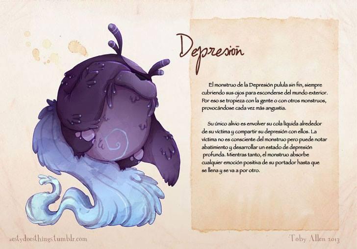 enfermedades-mentales-ilustradas-monstruos-toby-allen-2